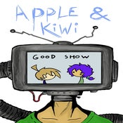 Image of Apple and Kiwi Book 1 - Good Show, Artist's Edition