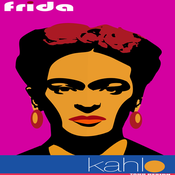Image of Tribute Frida Kahlo Poster