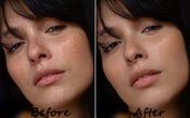 Image of Standard Portrait Retouching for Woman