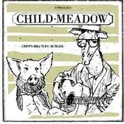 "Image of CHILD MEADOW ""Crispy BBQ Tofu Burger"" vinyl LP"