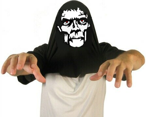 Image of Pull Over Zombiie Tee