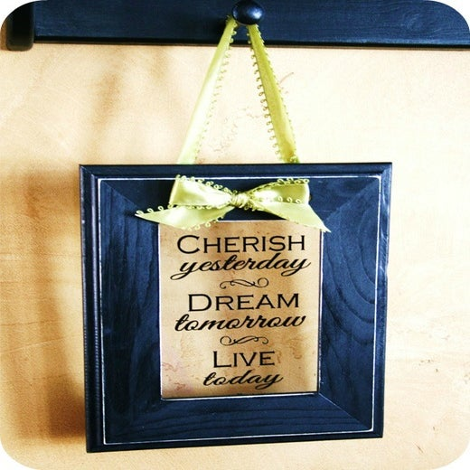 Image of Cherish, Dream, Live (small)
