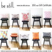 Image of GIFT CERTIFICATE for be still homewares valued at $100.00 AUD