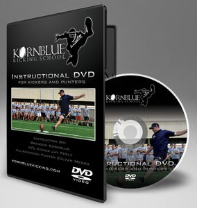 Image of Kornblue Kicking Instructional DVD