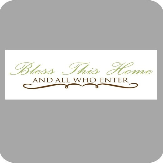 Image of Bless This Home...