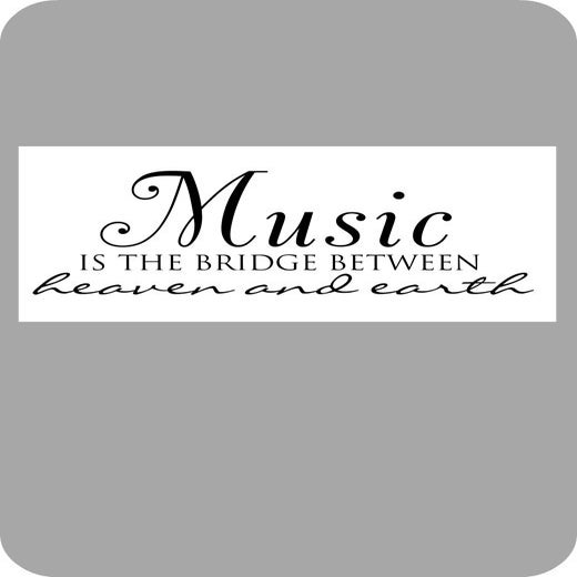 Image of Music is the bridge...