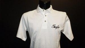 Image of Taylor Polo Shirt - White