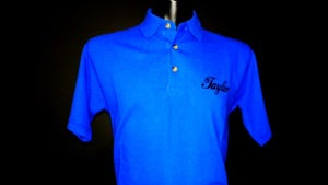 Image of Taylor Polo Shirt - Royal Blue