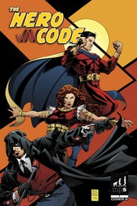 Image of Hero Code - issue 1