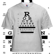 Image of Eye Exam Tee