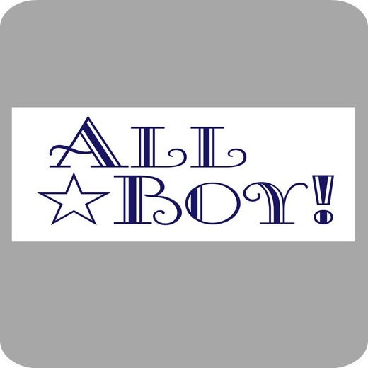 Image of All Boy