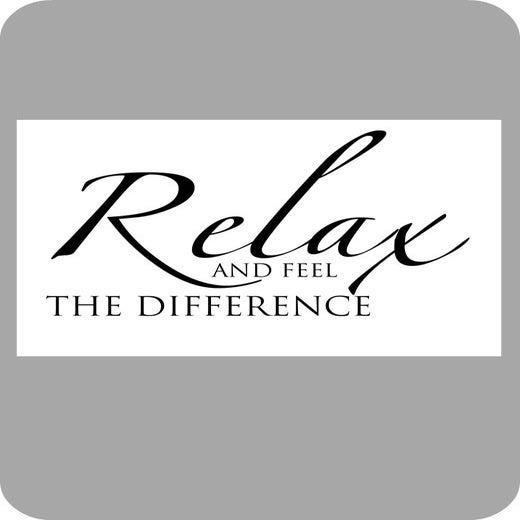 Image of Relax and feel the difference