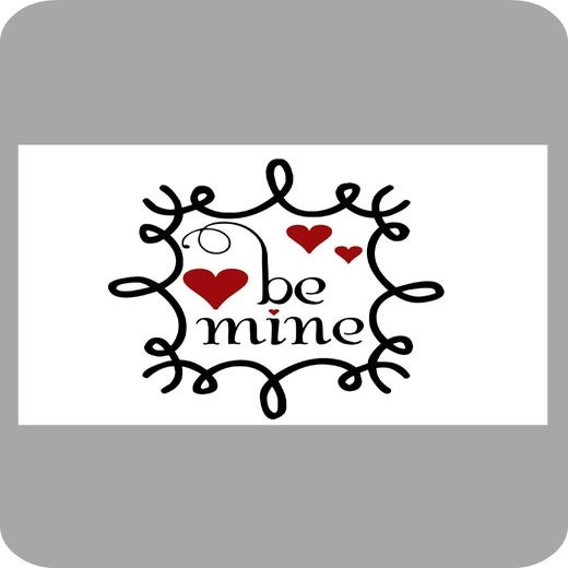 Image of Be Mine (with frame)