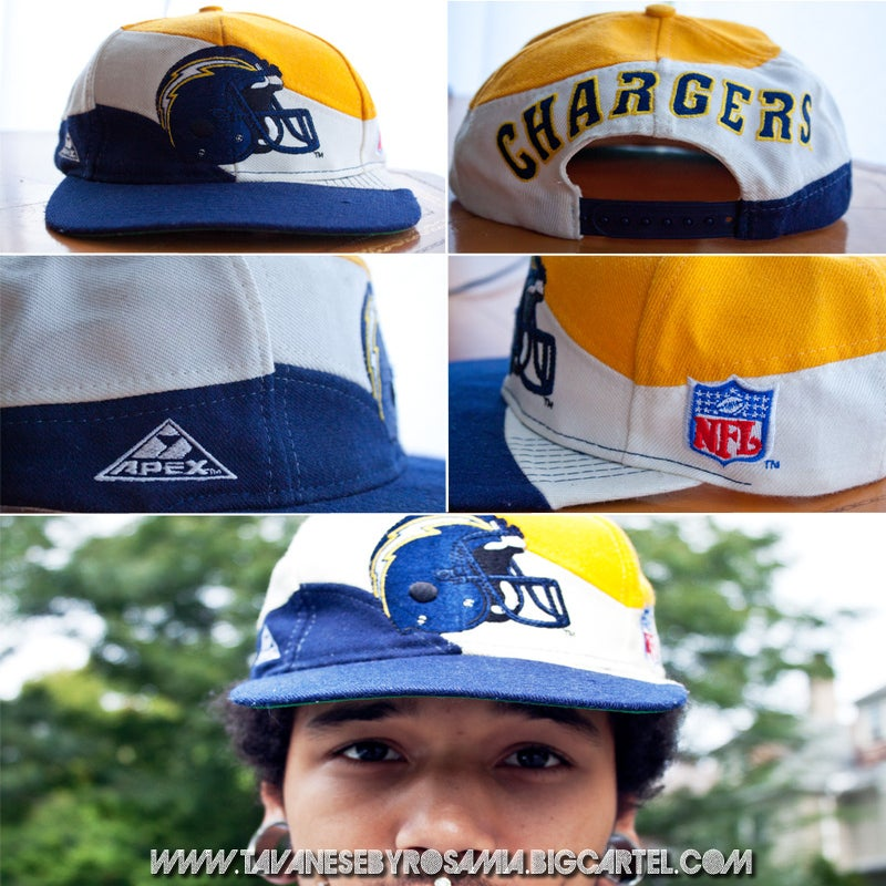 San Diego Chargers Front Office: Authentic Vintage San Diego Chargers
