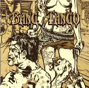 "Image of Bang Tango ""Pistol Whipped In The Bible Belt"" CD/Including fold out art"