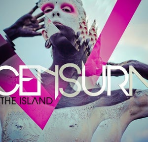 "Image of Censura ""The Island"" EP"