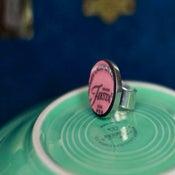 Image of Fiesta Pink Ring