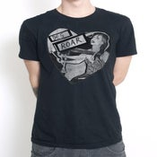 Image of Des Roar Shirt Black!