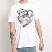 Image of Des Roar Shirt White!