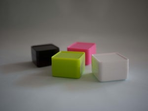 Image of Set of 4 Mini Containers
