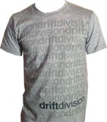 "Image of driftdivision ""Repeater Tee"""