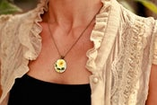Image of Rose of Texas Necklace