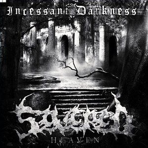 Image of INCESSANT DARKNESS CD & TSHIRT BUNDLE