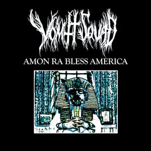 "Image of Vomit Squad - Amon Ra Bless America - 12"" EP"