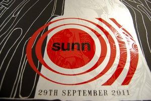 Image of SUNN 0))) - Live in the Jail TORINO 2011 - BLACK VERSION