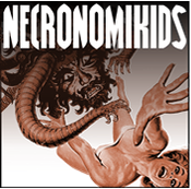 Image of Necronomikids 2009 CD