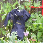 Image of One-piece- Navy- Longsleeve