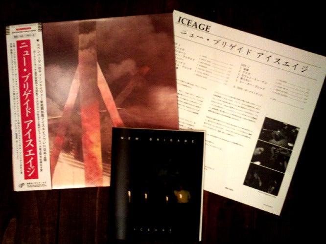 "Image of ICEAGE ""NEW BRIGADE"" BIG LOVE EDITION LP LTD.150"