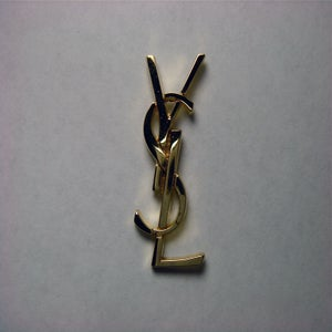 Image of YSL PIN GOLD 1.5
