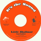 "Image of Little Shalimar (EC018)  7"" 45rpm"