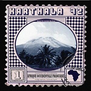 "Image of Karthala 72 (EC015) 7"" 45rpm"