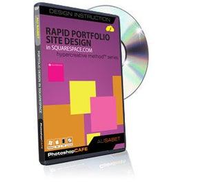 Image of Rapid Portfolio Site Design in Squarespace  by   Ali Sabet  2 Hr. 18min $49.99