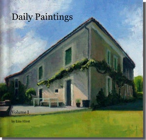 Image of Daily Paintings Volume I