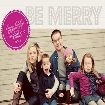 Image of Be Merry