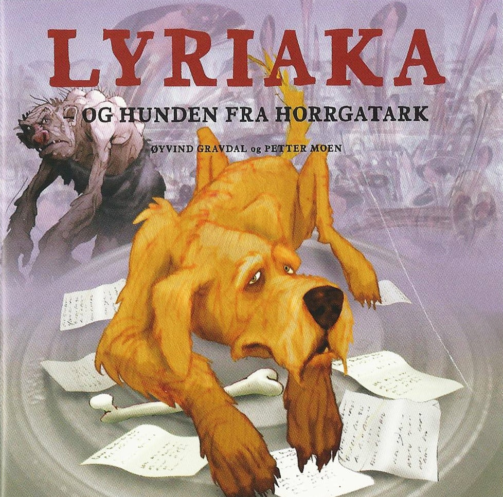 Image of Lyriaka - og hunden fra Horrgatark (2006)