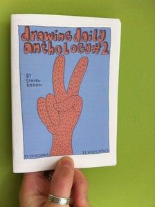 Image of drawing daily anthology #2