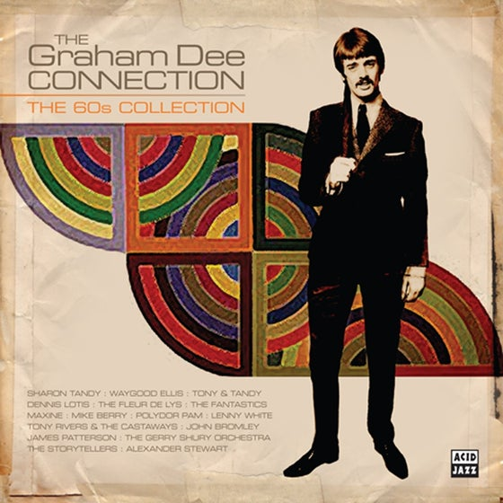 Image of The Graham Dee Connection - The 60s Collection CD