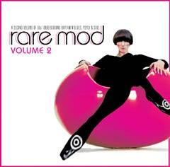 Acid Jazz Records — Rare Mod Volume 2 CD 8.99