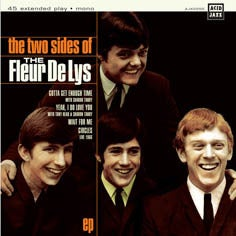 """Image of The Fleur De Lys - The Two Sides Of... 7"""""""
