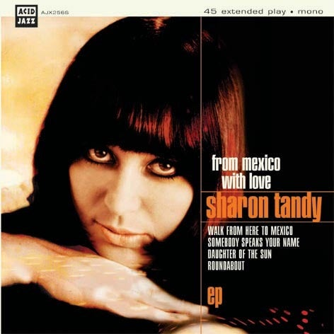 """Image of Sharon Tandy - From Mexico With Love 7"""""""