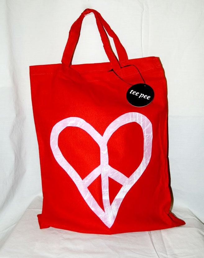 Image of Tee Pee Love Bag