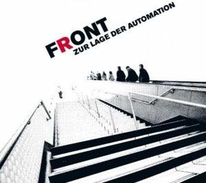 Image of FRONT - Zur lage der Automation CD