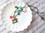 Image of Craft love - necklace