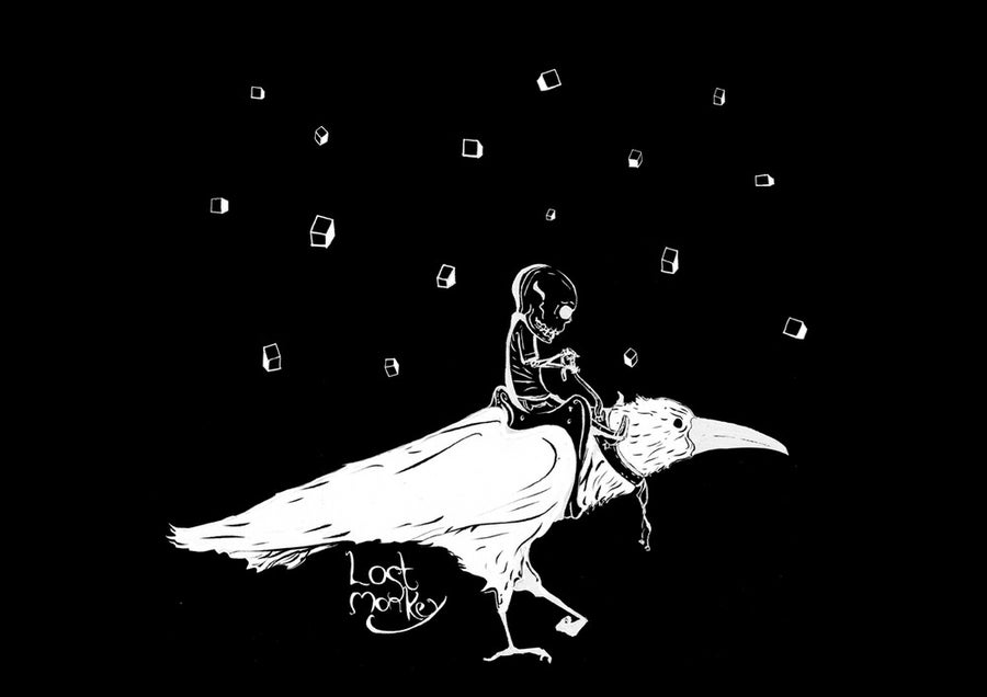 Image of Raven Rider