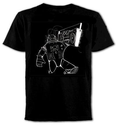 Image of Ghetto-Bot, Black
