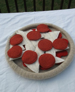 Image of Deluxe Pizza